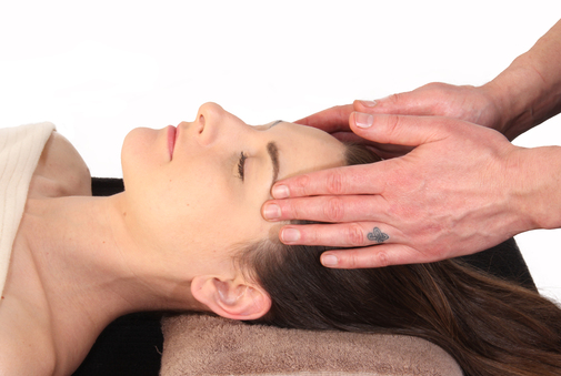 Face and Scalp Massage